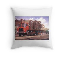 BRS AEC Mammoth Major MkV Throw Pillow