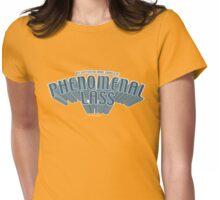 Superhero Name: Phenomenal Lass Womens Fitted T-Shirt