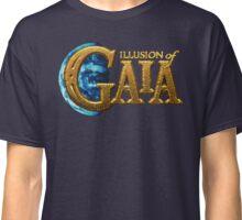 Illusion of Gaia (SNES Title Screen) Classic T-Shirt