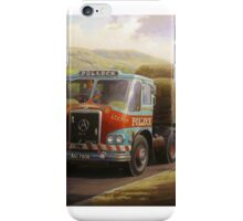 "Pollock's Atkinson ""Cannonball"". iPhone Case/Skin"
