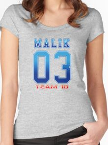 TEAM 1D - MALIK Women's Fitted Scoop T-Shirt