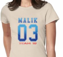 TEAM 1D - MALIK Womens Fitted T-Shirt
