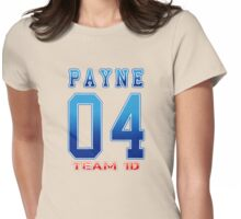 TEAM 1D - PAYNE Womens Fitted T-Shirt