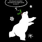 If a reindeer can dance, so can I! by Panda And Polar Bear