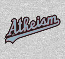 Team Atheism by Tai's Tees Kids Clothes