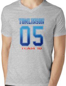 TEAM 1D - TOMLINSON Mens V-Neck T-Shirt
