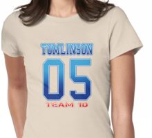 TEAM 1D - TOMLINSON Womens Fitted T-Shirt