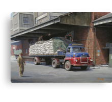 Knowles' Bedford S type Canvas Print