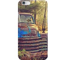 Rusty Autumn Haze iPhone Case/Skin