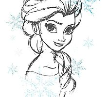 Elsa - Queen of Ice and Snow by PagingDrLockart
