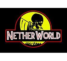 Nether World Photographic Print