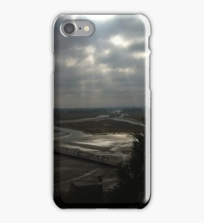 View of the Estuary iPhone Case/Skin