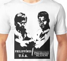 PACQUIAO-ALGIERI FIGHT Unisex T-Shirt