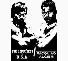 PACQUIAO-ALGIERI FIGHT Unisex T-Shirt