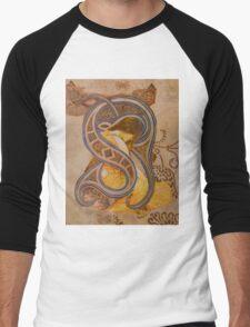 Serpentine Men's Baseball ¾ T-Shirt