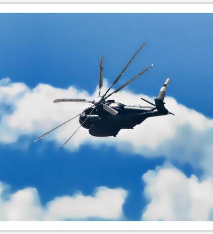 Sikorsky CH-53 Sticker