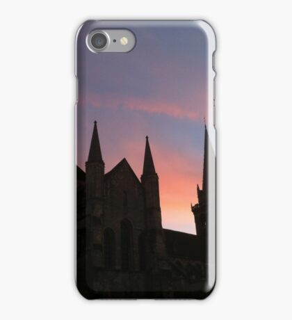 Gothic Spires iPhone Case/Skin