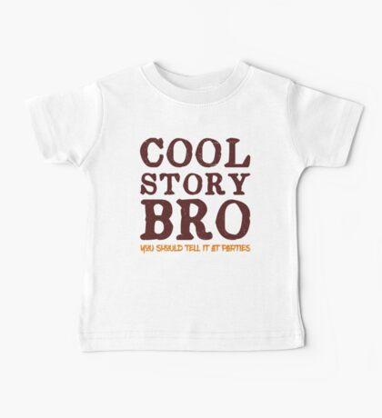 Cool Story Bro Baby Tee