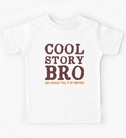 Cool Story Bro Kids Tee