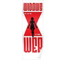 Widows Web Vodka Poster