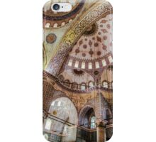 Blue Mosque Istanbul iPhone Case/Skin
