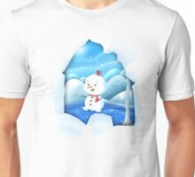 Tear It! ~ Snowbaby Line Unisex T-Shirt