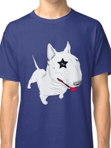 are you searching a bull terrier star? Classic T-Shirt