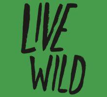 Live Wild: Ocean Kids Clothes