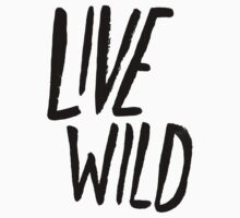 Live Wild: Ocean Kids Clothes