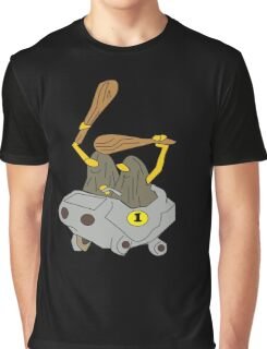 the wacky races TRIBUTE Graphic T-Shirt