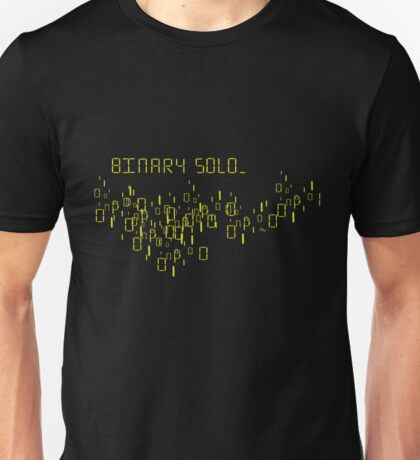 The human's are dead: Binary Solo Unisex T-Shirt