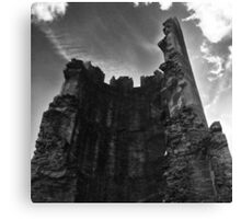 The Lady Tower Canvas Print