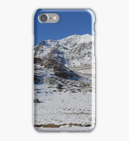 Yet Untrod iPhone Case/Skin