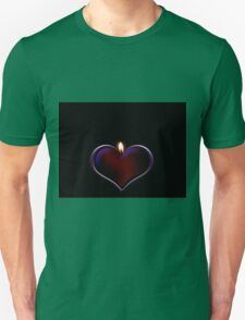 Candle heart T-Shirt