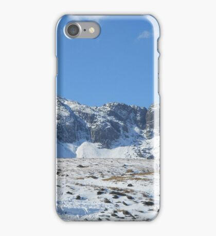 Cwm Tryfan iPhone Case/Skin