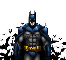 Batman by Brian Farrar