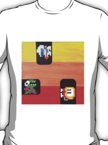 Dig Dug (Paint 'N' Beads) T-Shirt