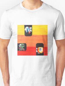 Dig Dug (Paint 'N' Beads) Unisex T-Shirt