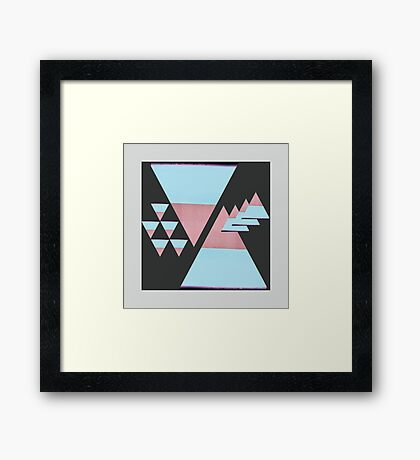 Analogue Framed Print