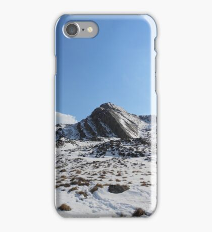 Tryfan Bach iPhone Case/Skin