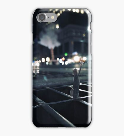 taxi! - new york, new york iPhone Case/Skin