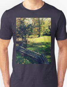 Zig Zag Fenced 1.0 Unisex T-Shirt