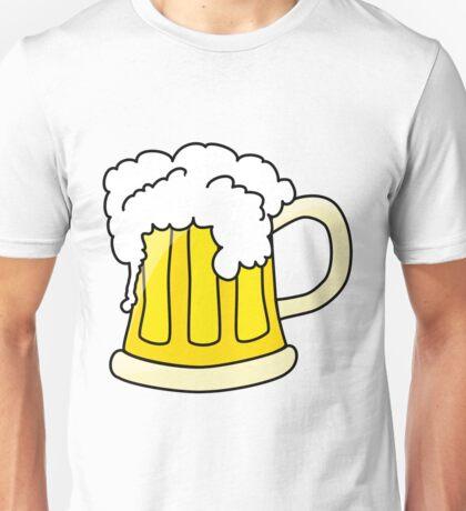 Beer Mug Unisex T-Shirt