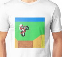 Excitebike (Paint 'N' Beads) Unisex T-Shirt