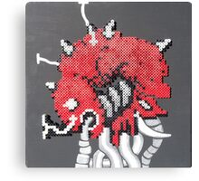 Mother Brain (Paint 'N' Beads) Canvas Print