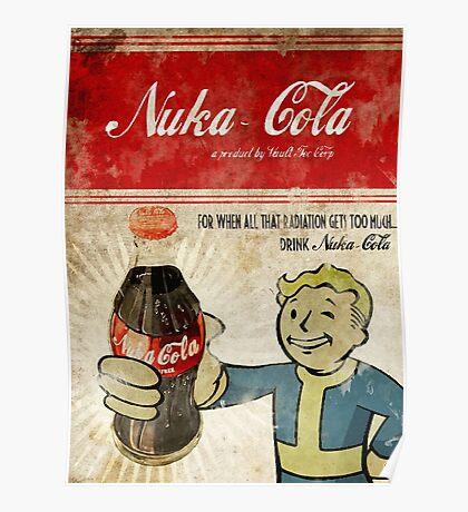 Fallout - Nuka Cola Poster
