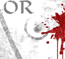 victory or valhalla (2) Sticker