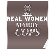 Real Women Marry Cops  Poster