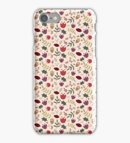 Holiday Horticulture iPhone Case/Skin