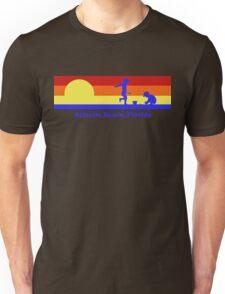 Atlantic Beach Florida Sunset Beach Vacation Souvenir Unisex T-Shirt